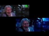 Зеленые экраны «Звездных войн»: «Пробуждение Силы»