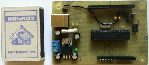 Arduino своими руками с USB портом Хочу представить вам сво... - Вопросы с VK - Форум по радиоэлектронике