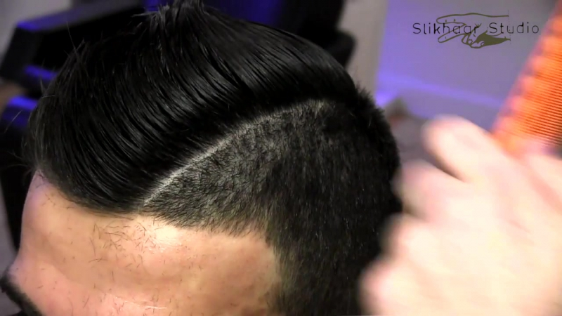 Slikhaar. Cristiano Ronaldo inspired haircut tutorial - how to style a