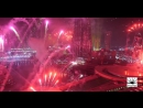 New Year Burj Kalifa Fireworks 2015 (Video created by Emaar Group)