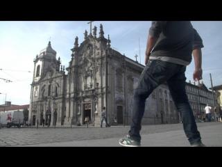 BBOY LAGAET Momentum Crew in Porto  YAK FILMS