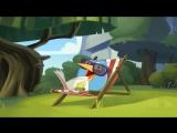 Angry Birds Toons 3 сезон - 10 серия