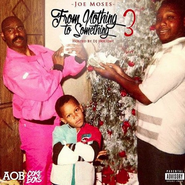 Joe Moses – Nothing 2 Something 3 (2015)