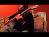 TM Stevens Slaps Bass, Talks Larry Graham, Miles Davis