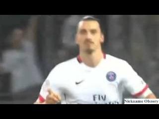 Кан - ПСЖ 0:3 Обзор матча, Французская Лига 1, 2015/16