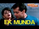 Ek Munda Karan Arjun Salman Khan Mamta Kulkarni Lata Mangeshkar Rajesh Roshan