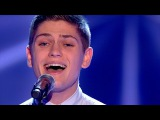 Jake Shakeshaft performs 'Thinking Out Loud' - The Voice UK 2015 Blind Auditions 2 - BBC One