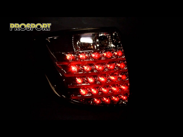 Задние фонари Лада Гранта светодиодные RS-09943