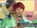 【TVPP】Minhyuk(BTOB) - M 100m Race Final, 민혁(비투비) - 남자 달리기 2위 @2013 Idol Star Championships