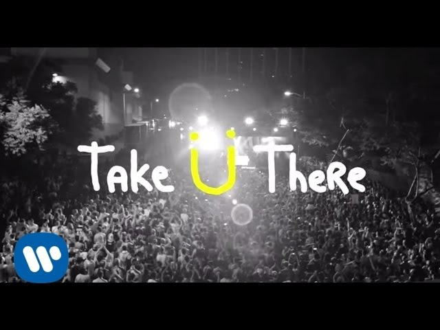 Jack Ü Take Ü There feat Kiesza OFFICIAL VIDEO