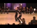Ben Morris Samantha Buckwatler - Easter Swing 2014 Champions Jack and Jill 1st Place