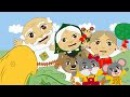 Репка-Мультики для самых маленьких-Русская народная сказка