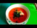 Вкусный тыквенный суп пюре с курицей легко и просто