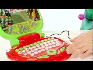 Обзор игрушки «Обучающий компьютер Маша и Медведь Умка»  Магазин игрушек Neopod ru