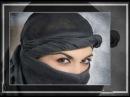 Арабская девушка! Красивая музыка... скрипка !
