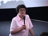Мастер класс Киры Муратовой на Одесском кинофестивале 2010