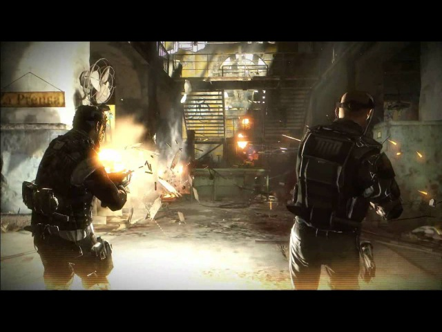 Army of TWO: The Devil's Cartel - Русский трейлер с GamesCom 2012