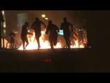 Бахрейн.Кадры ночных столкновений в пригороде Манамы! Город в огне! Свежие Новости News