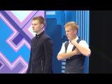 КВН Проигрыватель - 2015 Первая лига Вторая 1/2 Приветствие