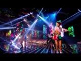 Our Rhythmix girls go all Nelly Furtado - The X Factor 2011 Live Show 2 (Full Version)