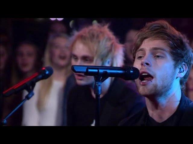 5 Seconds of Summer - Hey Everybody! - RTL LATE NIGHT