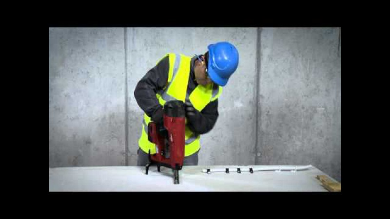 Hilti - How-to Nail selection BX 3-ME (English)