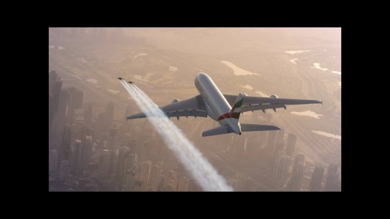 Emirates: HelloJetman