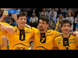 Facundo Conte &amp Nicolas Uriarte Pucharu Polski 2016 Highlights (PGE Skra Be