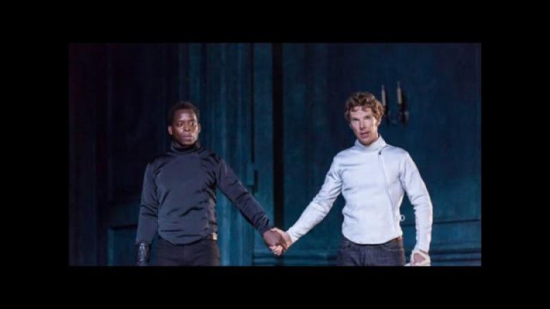 Гамлет 2015 Трейлер National Theatre Live Hamlet 2015 Trailer