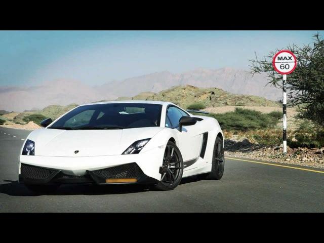 OMAN SPEED - Lamborghini Gallardo LP570-4 Superleggera