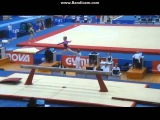 Polina Fedorova Beam Teams - Cup of Russia 2015