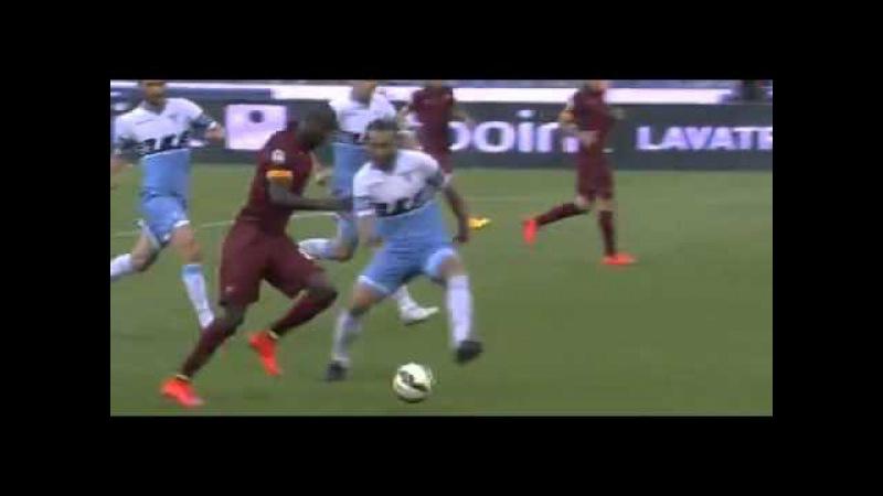 Гол Итурбе Лацио 0 - 1 Рома/Goal Iturbe Lazio 0 - 1 Roma 25.05.2015