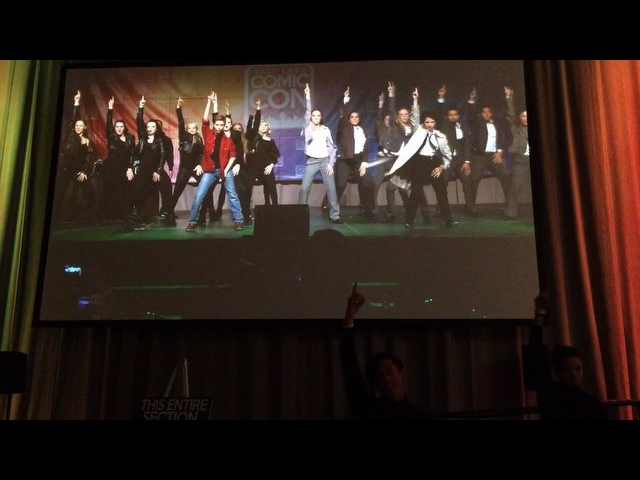 "Hilly Hindi on Instagram: ""A short clip of @TheHillywoodShow's LIVE SupernaturalParody Performance in front of 5,000 AUDIENCE MEMBERS from a fan's POV at SLCC!…"""