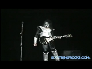 Ace Frehley's solo fucking great. God.