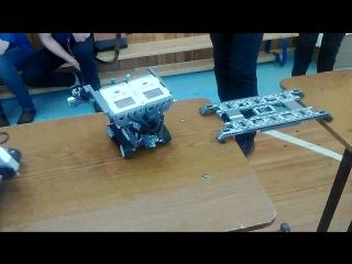 робофест-2016 робот мост