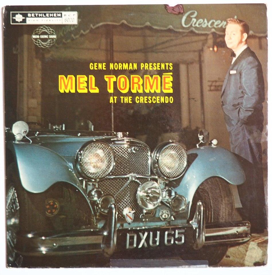 mel torme - at the crescendo