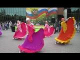 12.06.2015г. Цыганский танец.