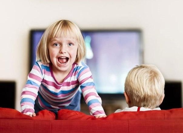 Çocuklarda Televizyonun Zararları Nelerdir