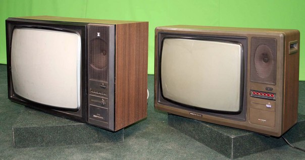 "Цветной телевизор ""Берёзка"
