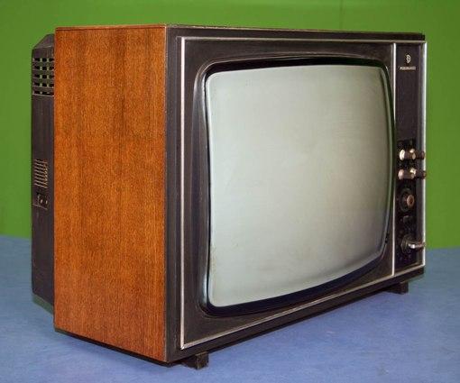телевизора была 235 рублей.