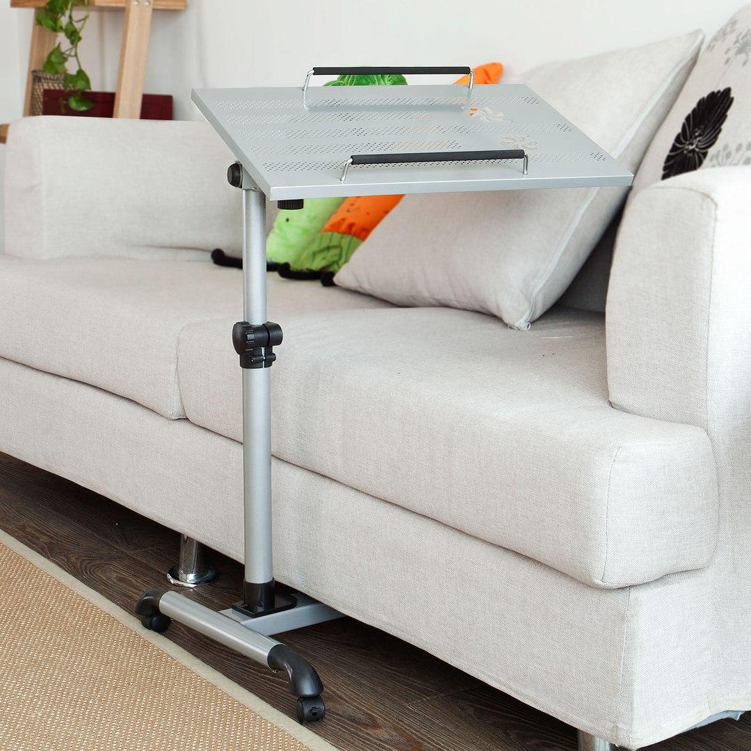 Mesa para cama con ruedas sharemedoc - Mesita auxiliar sofa ...