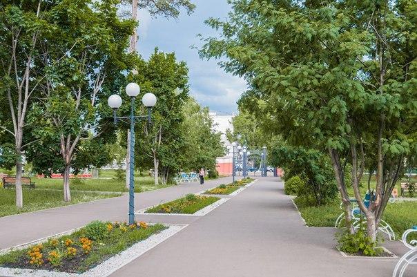 В Скарятинском саду Чистополя возведут светомузыкальный фонтан