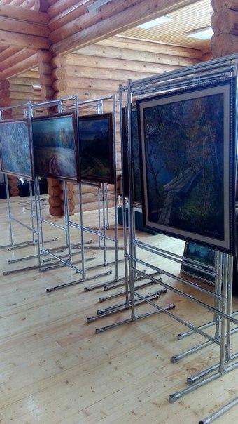 В Азнакаевском музее откроется выставка местного художника Дамира Хафизова