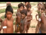 Натуризм - Индейцы с реки Xingu Бразилия