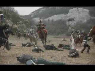 Разгром отряда британских стрелков (Приключения королевского стрелка Шарпа. Стрелки Шарпа)