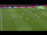 [2 тайм] Арсенал - Барселона. Лига Чемпионов 2015/16. 1/8 финала. Первый матч.