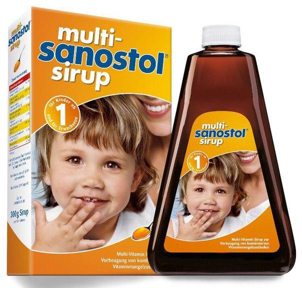 Sanostol витамины инструкция - фото 9