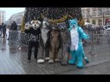 FursuitWalk - Cracow, Poland (01,01,2015,)