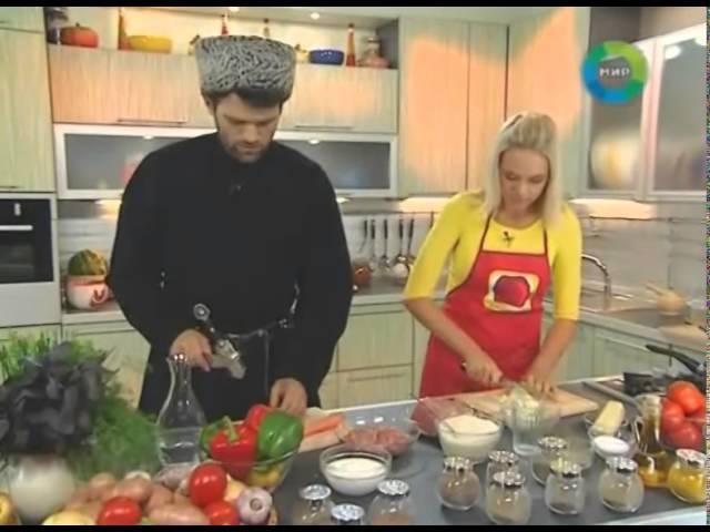 Программа Вкусный мир Казачья кухня