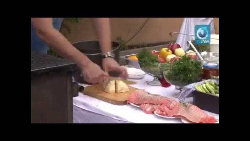 Серж Маркович - Блюда из норвежской семги